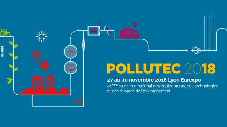 Resultado de imagem para pollutec 2018